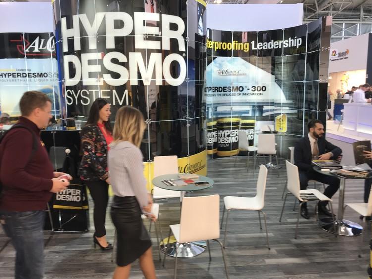 Alchimica na targach BAU 2019 w Monachium | BLOG