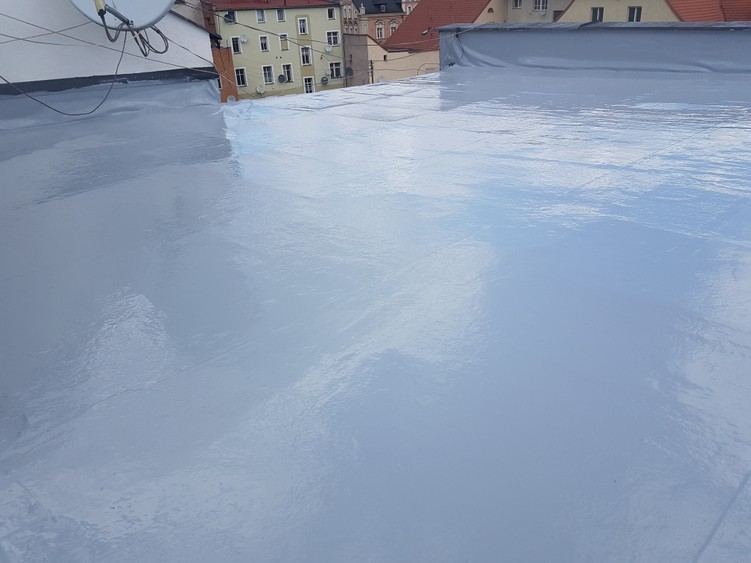 Naprawa/hydroizolacja dachu z PCV