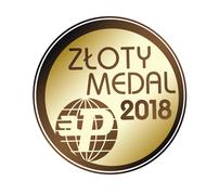 Złoty Medal Międzynarodowych Targów Poznańskich BUDMA 2018